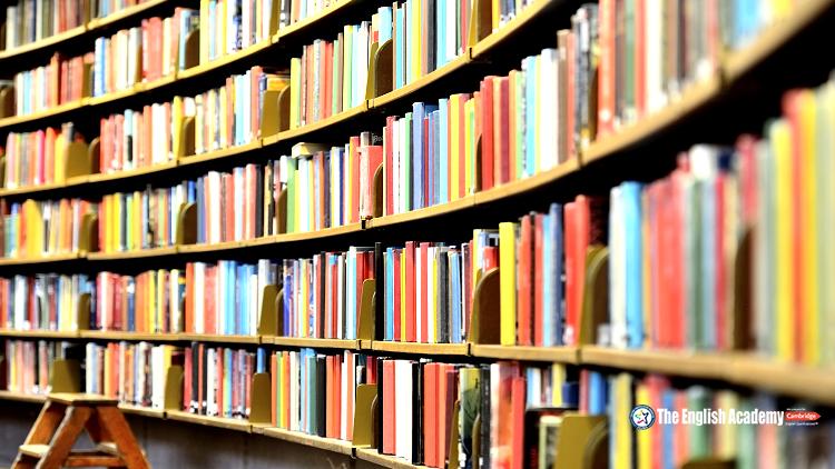 Libros en Inglés en la Academia
