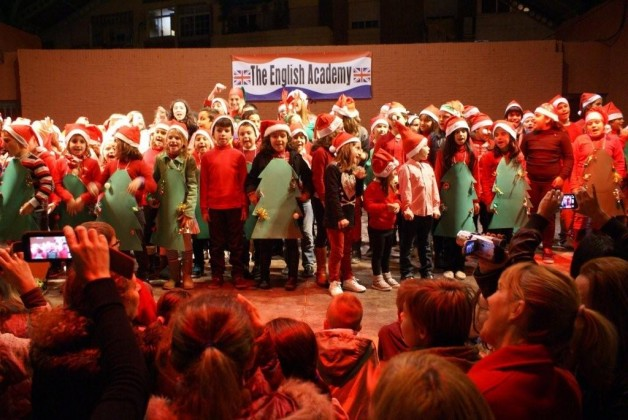 Fiesta benéfica – Navidad 2013