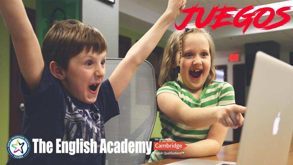 Practica tu inglés mientras juegas