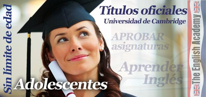 nglés Universidad y Bachillerato