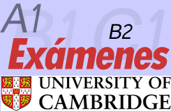 Calendario exámenes Universidad de Cambridge
