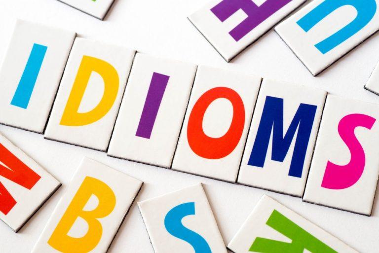 IDIOMS-MODISMOS