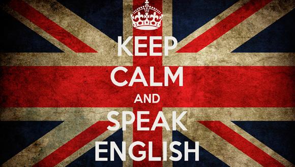 ¿QUIERES APRENDER INGLÉS?